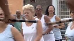 Academia da Saúde ajuda moradores na busca do bem estar