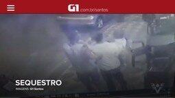 G1 em 1 Minuto: Pai e bebê viram reféns e são sequestrados em roubo a padaria em Registro