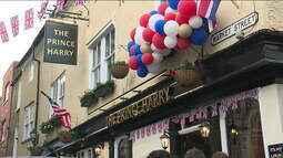 Pub em Windsor muda de nome em homenagem ao noivo Harry