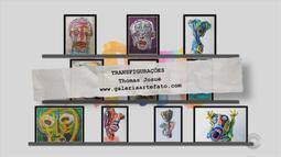 Arte: confira obras de Thomas Josué