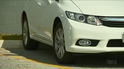 Polícia investiga venda de carro clonado em Curitiba