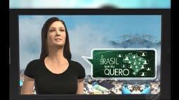 """Saiba como enviar o vídeo dizendo """"Que Brasil Você Quer Para o Futuro'"""