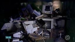 Televisores antigos devem ser descartados em locais adequados