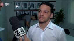 Presidente do Picos confirma interesse do clube em Raphael Freitas, do 4 de Julho