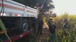 Guarda Municipal de Conchal recupera caminhão e carga de cera roubados
