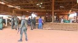 Parte 1: Operação conjunta atua no combate ao desmatamento ilegal na Amazônia
