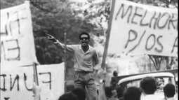Arquivo N: estudantes queriam mudar o mundo em maio de 1968