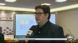 Mara Luquet fala sobre economia e eleições no Agenda Araraquara 2018