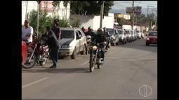 Protesto dos caminhoneiros deixa mais de 50% dos postos sem combustíveis no Norte de Minas
