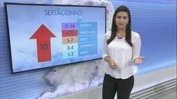 Veja a previsão do tempo para o fim de semana na região de Ribeirão Preto