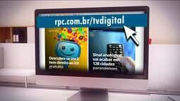 Telespectadores do Noroeste podem tirar dúvidas sobre a TV digital