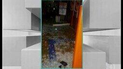 Agências bancárias são alvo de criminosos em Ibiá