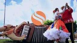 TV Sergipe homenageia 'Socorro' em vinheta interprogramas junina