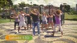 Paneiro tem #3 e coreografia para música da cantora Joelma