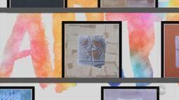 Arte: confira obras da exposição 'Um Outro Eu' de Flávio Pacheco