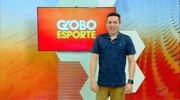 Globo Esporte MS - programa de sábado, 09/06/2018 - 1º bloco