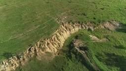 Falta de conservação do solo gera multas a produtores rurais