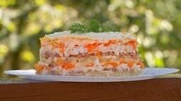 Nosso Campo ensina receita de salada com jeitinho da Rússia