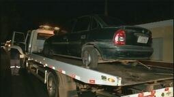 Motorista embriagado bate em poste e deixa cerca de 4 mil casas sem energia elétrica
