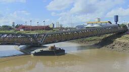 Após um ano fechado o porto do cai n'água foi reinaugurado