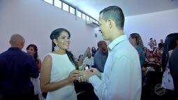 Casamento comunitário oficializa a união de mais de mil casais em MT