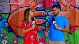 'Programão' no Gshow fala de apelidos e mostra mais talento do humor piauiense