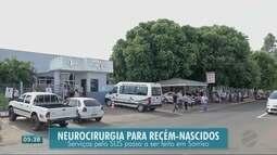Hospital Regional de Sorriso começa a fazer neurocirurgias