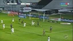 Guarani e Ponte Preta deixam vitória escapar em rodada da série B do Campeonato Brasileiro