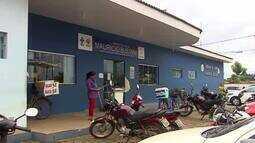Bebê diagnosticado com sarampo recebe alta em hospital de Porto Velho