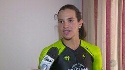 Triatleta de Campinas se prepara para disputar campeonato de triathlon na Alemanha