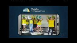 VC NA COPA: Confira os vídeos e as fotos enviadas pelos telespectadores
