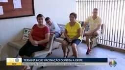 Vacinação contra a gripe terá público estendido no Oeste Paulista