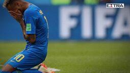 O chororô de Neymar