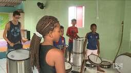 Projeto 'Berimbau Brasil' é desenvolvido em São Luís