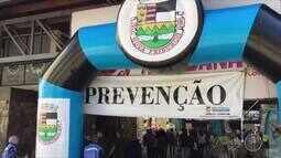 Em prol do Dia Nacional de Combate às drogas, Nova Friburgo, RJ, recebe ação neste sábado