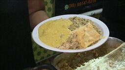 Culinária de São Luís é um show a parte durante o São João