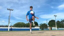 Conheça a história de um roraimense que tem o sonho de ser jogador de futebol na Espanha