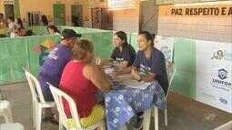 Bairro Vila Manoel Sátiro recebe Ação Verdes Mares