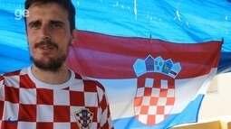 Veja as reações do croata Mirko Tadinac na final da Copa do Mundo