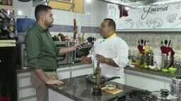 Quadro 'Quero Trabalhar' fala da profissão de chef de cozinha