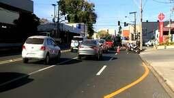 Alterações no trânsito para novos corredores do BRT/Vetor em Uberaba começam a valer