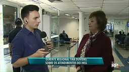 Telespectadores tiram dúvidas sobre aposentadoria com gerente do INSS