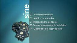 Veja as vagas que o Sine Acre oferta nesta quinta-feira(19) em Rio Branco