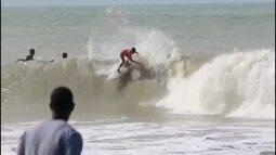 Adauto Sena tira nota dez em campeonato realizado em Baía Formosa
