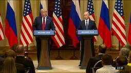 Casa Branca é pressionada a revelar conversa de Trump e Putin