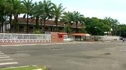 Administração do Macapá Hotel, na praça Beira-Rio está sendo discutida na Justiça, no AP