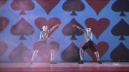 Danças Populares e Jazz marcam noite de apresentações no Festival de Dança em Joinville