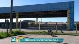 Passageiros vão até Terminal de Itaparica sem saber de interdição