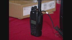 Polícia Militar moderniza a comunicação com rádios digitais em Uberlândia