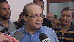 MDB lança candidatura de Ibaneis Rocha ao governo do DF
